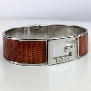 Gucci Rare Vintage Bangle